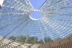 Rovereto. La cupola del Mart. Dal sito: http://www.viacolvento.eu